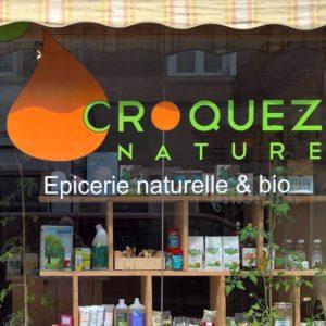 Croquez nature épicerie naturelle et bio