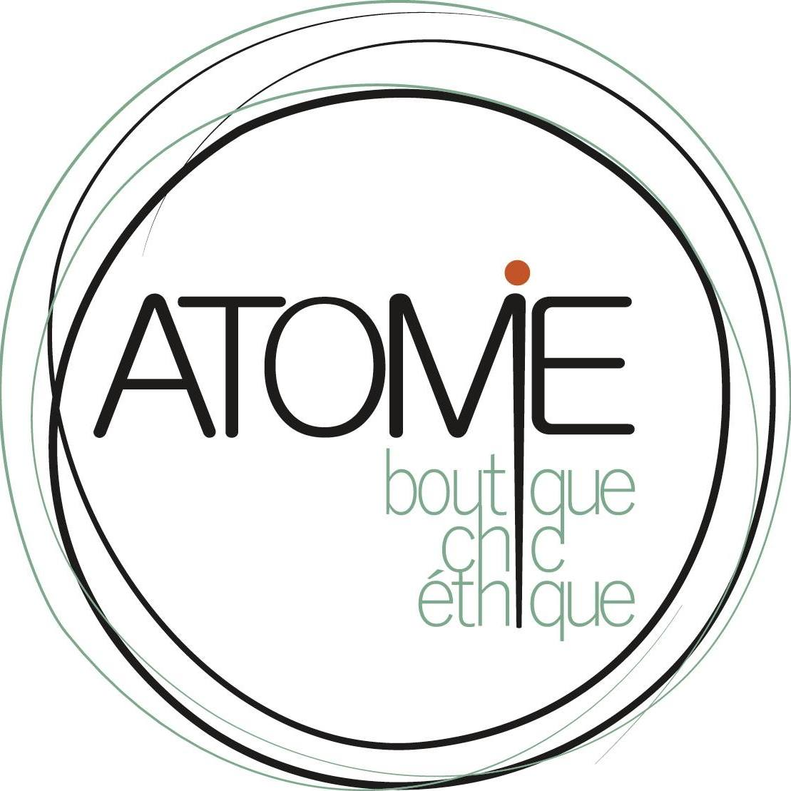 Logo Atome Boutique