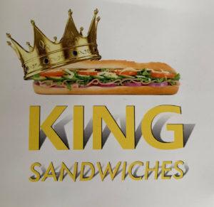Logo King Sandwiches