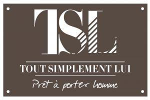 """logo de """"Tout simplement lui"""""""
